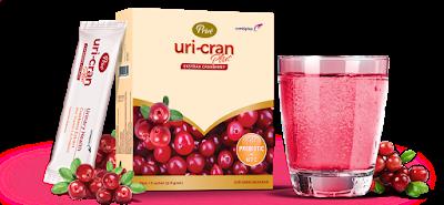 jus buah cranberry untuk mencegah ayag ayangan