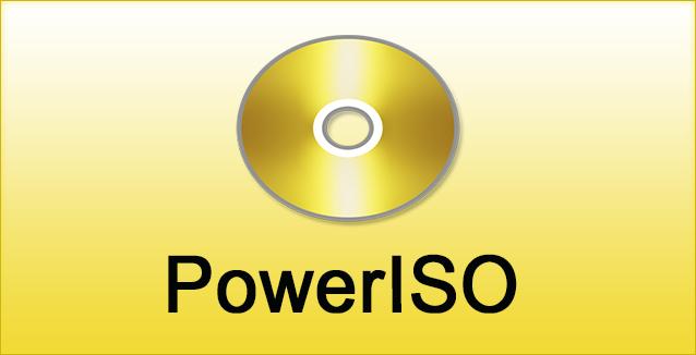 Descargar GRATIS PowerISO 6.7 FULL SERIAL