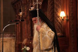 Σε ξεσηκωμό καλεί ο Αμβρόσιος για την ονομασία των Σκοπίων