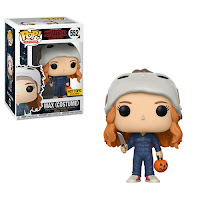 Pop! Television: Stranger Things Max in costume