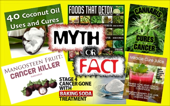 SeniorsAloud: MIRACLE CURES AND REMEDIES - MYTH OR FACT?