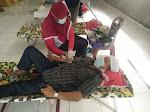 Pemerintah Kecamatan Kertapati Bekerja Sama Dengan PMI Kota Palembang Adakan Kegiatan Donor Darah
