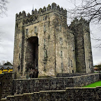 Pictures of Ireland: Bunratty Castle near Limerick