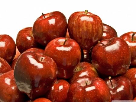 مخاطر قشر التفاح