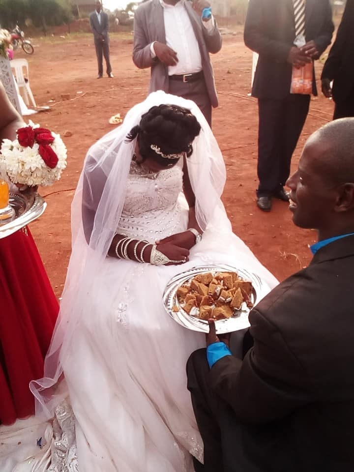 forc%2B11 - WOMAN shocks people at wedding, she looks so sad on the big day, Was she forced?(VIRAL PHOTOs).