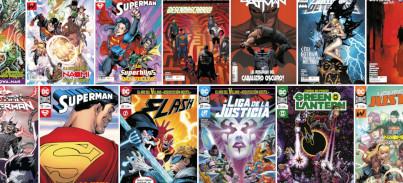 Leer gratis DC COMICS