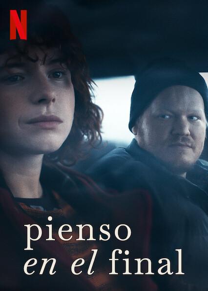 I'm Thinking of Ending Things (2020) NF WEB-DL 1080p Latino