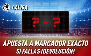 sportium promo LaLiga hasta 1 octubre 2020