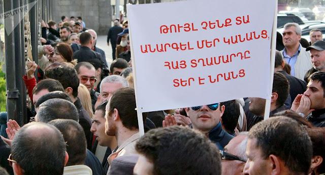 El dilema de Estambul en Armenia. Por Klaus Lange Hazarian