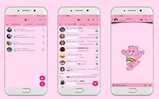 Cute Bear Theme For YOWhatsApp & Fouad WhatsApp By Leidiane