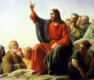 jesus cristo no monte das oliveiras