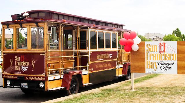 SF Bay Gourmet Trolley