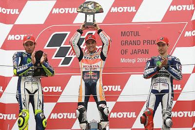 Deretan Fakta Menarik Seputar MotoGP Motegi, Jepang