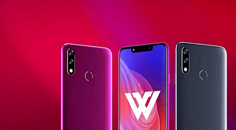 LG w-series smartphones