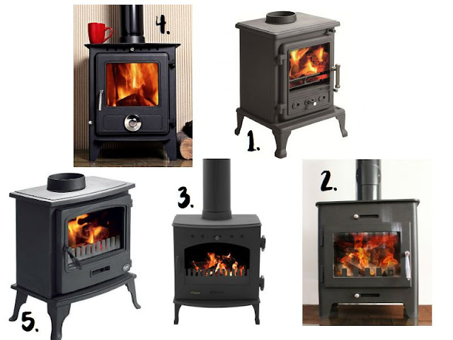 Log Burners on a Budget