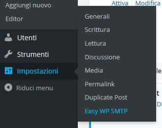 Come mandare email con Wordpress