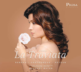 Verdi: La traviata - Marina Rebeka, Charles Castronovo - Prima Classic