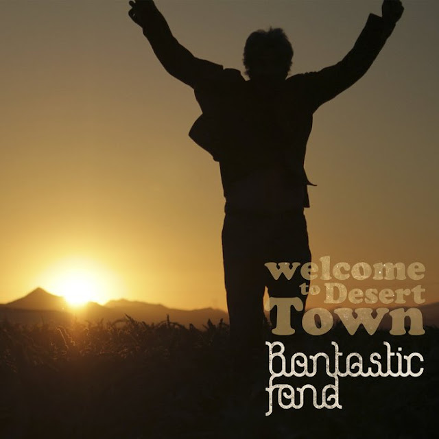disco BANTASTIC FAND - Welcome to desert town