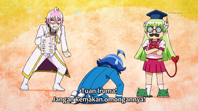 Mairimashita! Iruma-kun! S2 Episode 10 Subtitle Indonesia