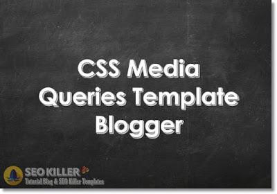 CSS Media Queries untuk Desktop, Tablet dan Mobile