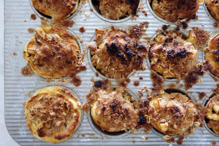 broiled apple pancakes