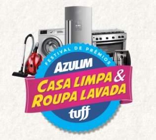 Cadastrar Promoção Azulim e Tuff Festival Prêmios →Participe Aqui←