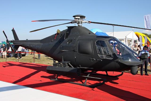 AgustasWestland SW-4 Solo Specs