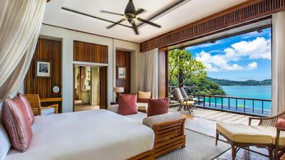 Un hotel para descansar
