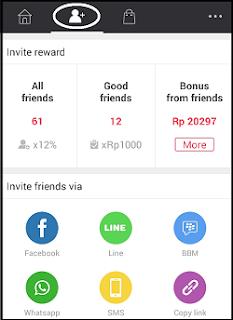 Swaycash Aplikasi Pulsa Gratis Android