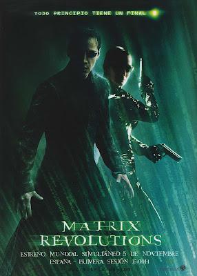 Mátrix 3