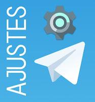 Borrar caché telegram android tv