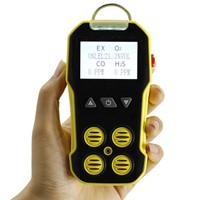 Gas Detector 4 In 1 O2 CO H2S LEL Bosean BH4A */* Harga Ambyarr