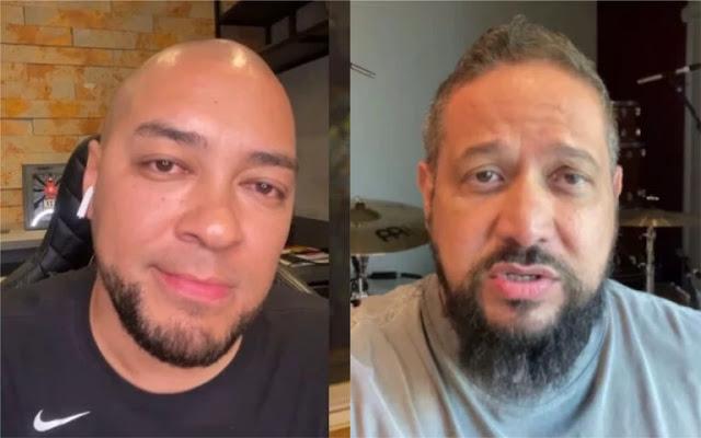 Resposta a Fernandinho Ton Carfi, 'pecados' cantores gospel