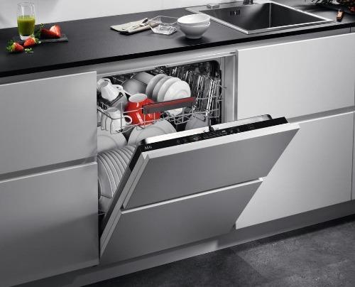 AEG afwasmachine (inbouw)