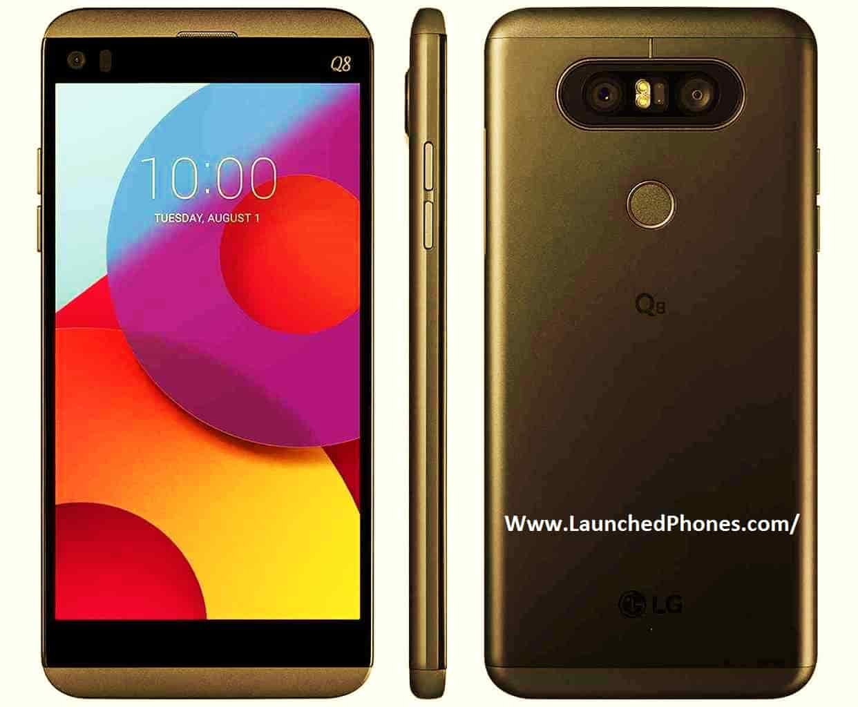 LG Q8 2018 Wallpapers: LG Q8 Plus 2018 Is Coming After LG Q7 Plus