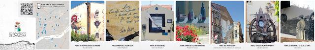 Poliptico2 murales zamora