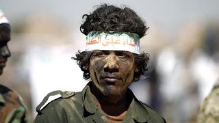 Teroris Syiah Houtsi Rebut Rute Strategis dalam Pertempuran Mematikan