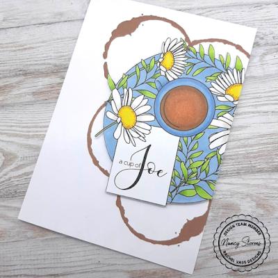 Rachel Vass Designs - Cup Of Joe