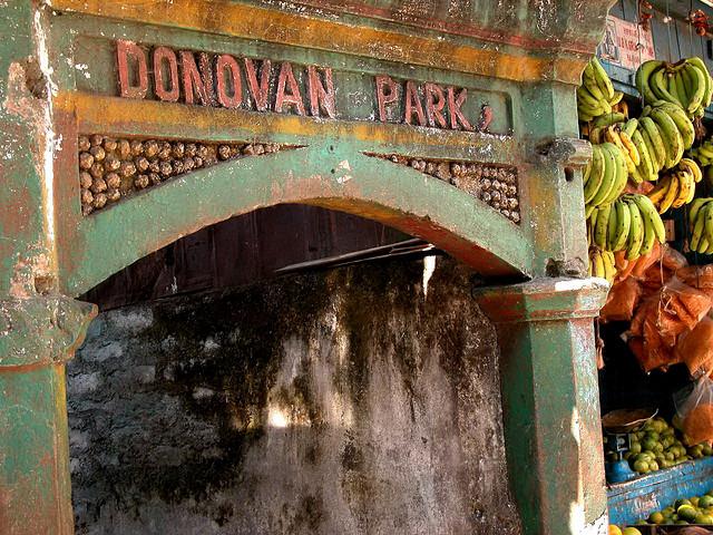 Donovan Park in Darjeeling