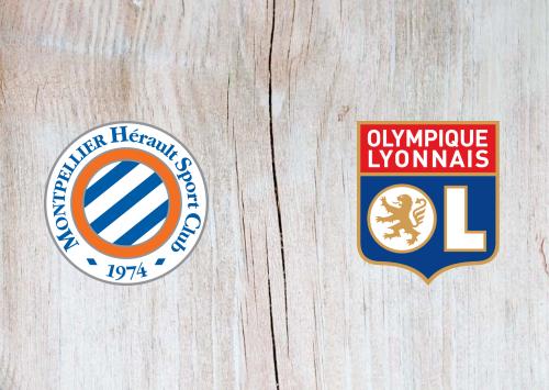 Montpellier vs Olympique Lyonnais -Highlights 27 August 2019