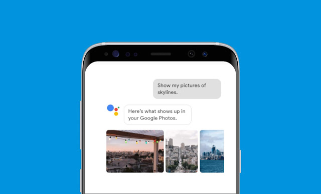 Make Memories With Google Assistant