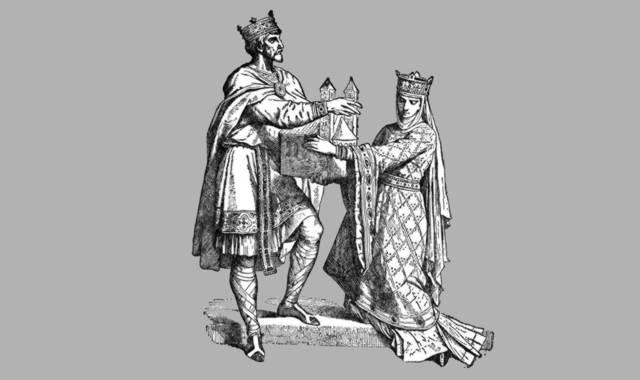 König und Königinn
