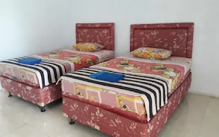 Room dobel bed