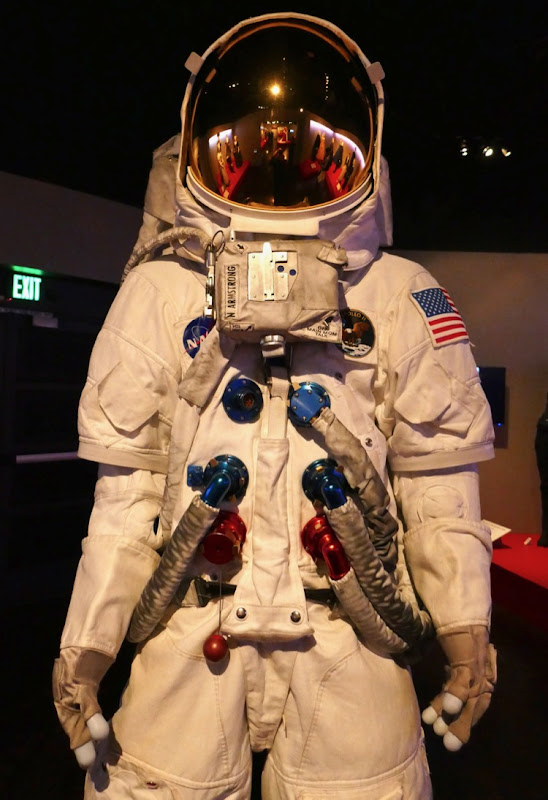 First Man Neil Armstrong Apollo A7L NASA spacesuit