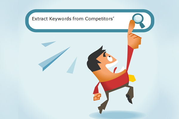 Tip 6  Extract Keywords from Competitors' Pages