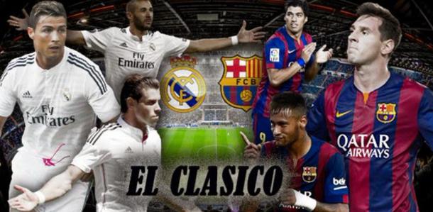 EL Clasico Live Stream 2016