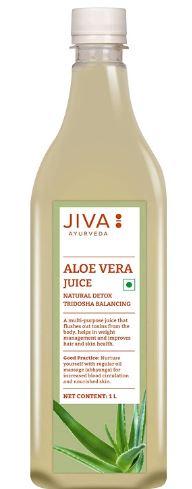 Jiva Aloe Vera Juice | Natural Detox Drink 1Ltr