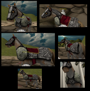 Dickinson - Horse Skin Attack On Titan Tribute Game