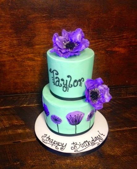 Sweet T S Cake Design Happy Birthday Taylor Taylor S Two Designs
