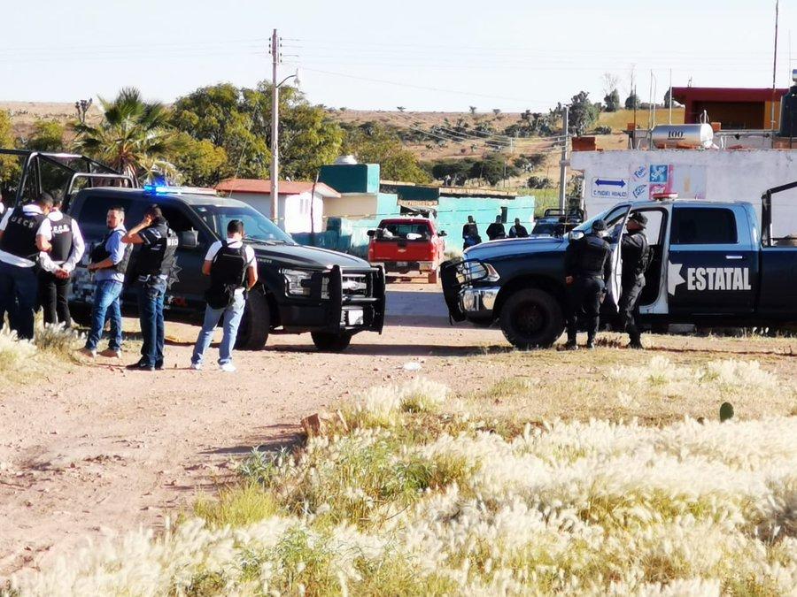 Enfrentamiento en Zacatecas deja 14 Sicarios muertos y 3 policías heridos